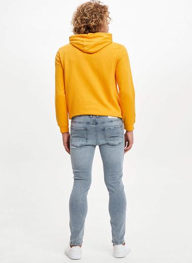 DeFacto Martin Super Skinny Fit Jean Pantolon Lacivert